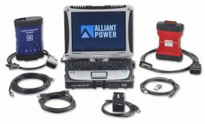 2001-2004 GM 6.6L LB7 Duramax - Tools - Alliant Power - Alliant Power AP0101 Diagnostic Tool Kit Dell - Ford, GM, 2006 and later Chrysler