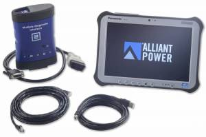 Shop By Part - Tools - Alliant Power - Alliant Power AP0105 Diagnostic Tool Kit CF-54 - GM