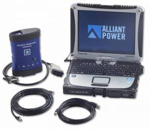 2001-2004 GM 6.6L LB7 Duramax - Tools - Alliant Power - Alliant Power AP0106 Diagnostic Tool Kit Dell - GM