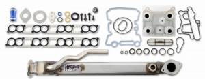 Engine Parts - Oil System - Alliant Power - Alliant Power AP63445 Oil Cooler/Exhaust Gas Recirculation (EGR) Cooler Kit