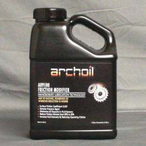Shop By Part - Accessories - Archoil - Archoil AR9100 Friction Mod Oil Additive Powerstroke Injector Fix