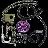 Fuel System & Components - Fuel System Parts - ATS - ATS 7018004290 Twin CP3 Kit No Pump 04.5-10 GM Duramax LLY/LBZ/LMM