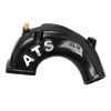 Engine Parts - Intake Manifolds & Parts - ATS - ATS Arc Flow Intake for 94-98 12v Dodge Cummins, 3 pre-tapped ports