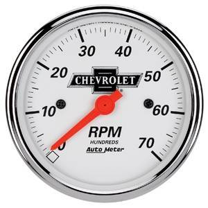 "Autometer - Autometer 1398-00408 GM Performance Parts 3 1/8"" Tachometer"