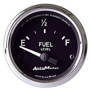 "Gauges & Pods - Gauges - Autometer - Autometer 201011 Cobra 2 1/16"" Fuel Level"