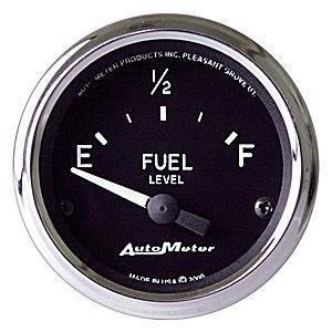 "Gauges & Pods - Gauges - Autometer - Autometer 201975 Cobra 2 1/16"" Fuel Level"