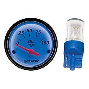 Gauges & Pods - Accessories - Autometer - Autometer 3286 Blue LED replacement bulb
