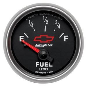Gauges & Pods - Gauges - Autometer - Autometer 3613-00406 - GM Series Fuel Level Gauge