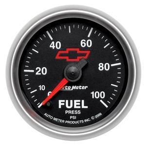 Gauges & Pods - Gauges - Autometer - Autometer 3663-00406 - GM Series 0-100PSI Fuel Pressure Gauge
