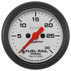 Gauges & Pods - Gauges - Autometer - Autometer 5786 Rail Pressure Gauge 03-07 Cummins/01-05 Duramax