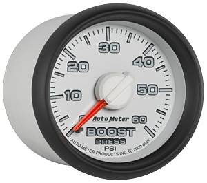 Gauges & Pods - Gauges - Autometer - Autometer 8505 0-60PSI Boost Gauge Factory Match 03-09 Dodge Cummins