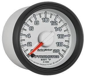 Gauges & Pods - Gauges - Autometer - Autometer 8545 2000* Pyrometer Factory Match for 03-09 Dodge Cummins