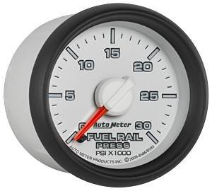 Gauges & Pods - Gauges - Autometer - Autometer 8586 Factory Match Rail Pressure for 2003-2007.5 Cummins