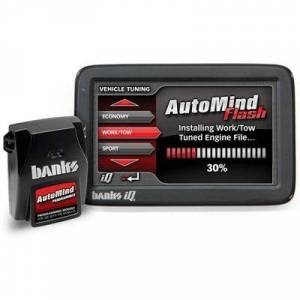 Shop By Part - Programmers & Tuners - Banks - Banks - 61222 iQ Flash AutoMind Programmer for 2011-2012 Ford