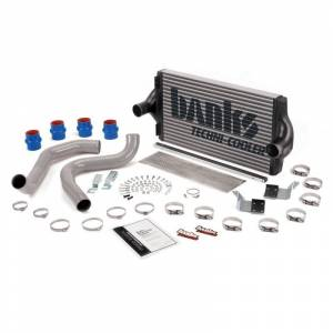 Turbo Chargers & Components - Intercoolers and Pipes - Banks - Banks 25973 Techni-Cooler Intercooler System 99-03 Ford 7.3L