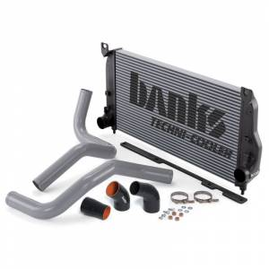 Turbo Chargers & Components - Intercoolers and Pipes - Banks - Banks 25978 Techni-Cooler Intercooler 04.5-05 GM 6.6L Duramax LLY