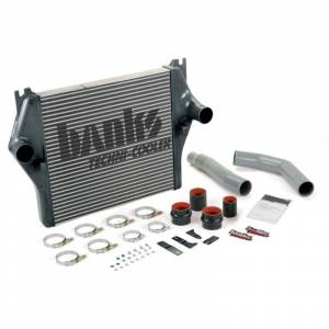 Turbo Chargers & Components - Intercoolers and Pipes - Banks - Banks 25983 Techni-Cooler Intercooler System 07+ Dodge 6.7L Cummins