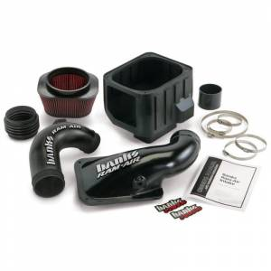 Air Intakes & Accessories - Air Filter Accessories - Banks - Banks 42135 Ram-Air Intake System for 04.5-05 GM 6.6L Duramax LLY