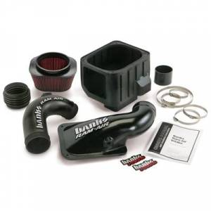 Air Intakes & Accessories - Air Filter Accessories - Banks - Banks 42142 Ram Air  intake for 06-07 Classic GM 6.6L Duramax