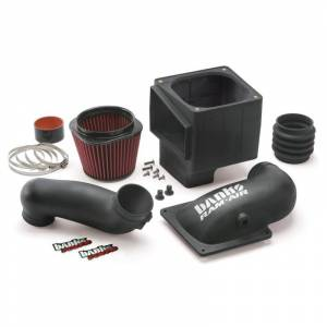 Engine Parts - Parts & Accessories - Banks - Banks 42145 Ram Air intake for 03-07 Dodge 5.9L Cummins