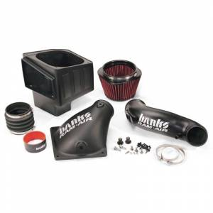 Air Intakes & Accessories - Air Intakes - Banks - Banks 42175 Ram-Air Intake System for 2007.5-09 Dodge 6.7L Cummins