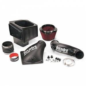 Air Intakes & Accessories - Air Intakes - Banks - Banks 42180 Ram Air Intake System Fits 2010-12 Dodge 6.7L Cummins