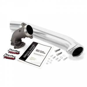 Exhaust - Exhaust Parts - Banks - Banks 48639 Power Elbow Assembly 98-02 Dodge 5.9L Cummins