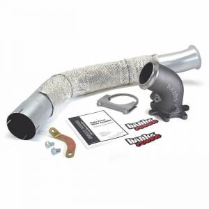 Exhaust - Exhaust Parts - Banks - Banks 48662 Power Elbow 99.5-03 Ford 7.3L F250/F350 & Excursion