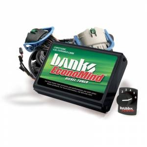 Shop By Part - Programmers & Tuners - Banks - Banks 63885 Economind w/Switch 2007.5-10 GM Duramax LMM