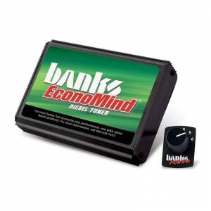 Shop By Part - Programmers & Tuners - Banks - Banks EconoMind Tuner w/Switch 03-07 Dodge 5.9L Cummins