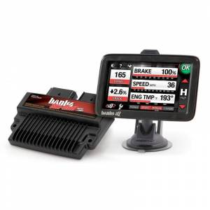 Shop By Part - Programmers & Tuners - Banks - Banks Six-Gun Diesel Tuner & Banks iQ for 08-09 Ford 6.4L Power stroke