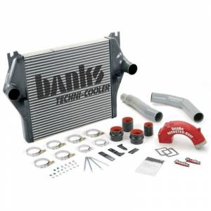 Turbo Chargers & Components - Intercoolers and Pipes - Banks - Banks Techni-Cooler BAN25980 Intercooler System 03-05 Dodge Cummins