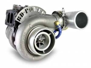 Turbo Chargers & Components - Turbo Upgrades - BD Diesel - BD - 1045230 - Super B Single Turbo Kit 03-04 Dodge 5.9L