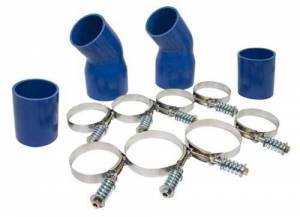 Turbo Chargers & Components - Intercoolers and Pipes - BD Diesel - BD 1045210 Diesel Hose and Clamp kit for 94-02 5.9L Dodge Cummins