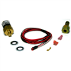 Fuel System & Components - Fuel System Parts - BD Diesel - BD 1081130 Low Fuel Pressure Alarm Kit RED LED 98-07 Dodge 24-Valve