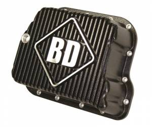 Steering And Suspension - Differential Covers - BD Diesel - BD Diesel - 1061501 - Deep Sump Trans Pan - 1989-2007 Dodge