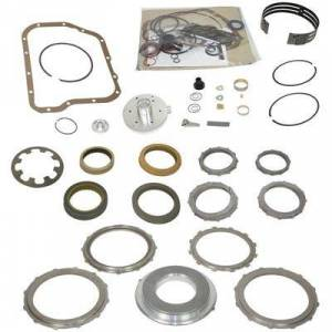Transmission - Automatic Transmission Parts - BD Diesel - BD Diesel 1062004 47RH/RE Stage 4 Build-It Kit 94-02 Dodge Cummins