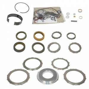 Transmission - Automatic Transmission Parts - BD Diesel - BD Diesel BD1062013 Stage 3 Build-It Kit 03-07 Dodge Cummins 48RE