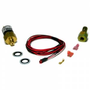 Fuel System & Components - Fuel System Parts - BD Diesel - BDDiesel 1081133 Low Fuel Pressure Alarm AMBER LED 98-07 Dodge 24V