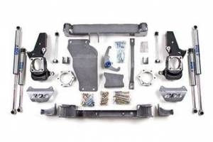 "Steering And Suspension - Lift & Leveling Kits - BDS Suspension - BDS 192H 4.5"" Lift Kit 01-06 GM 1500HD & 2500 NON-HD, 01-10 GM 2500HD"