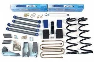 """BDS Suspension - BDS 265H 6"""" Lift Kit Fits 03-07 Dodge 2500/3500"""
