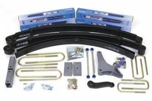 Steering And Suspension - Lift & Leveling Kits - BDS Suspension - BDS 314H 4inch Suspension Lift Fits 99-04 Ford F250/350