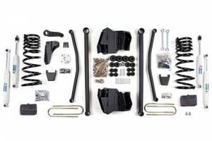 "Steering And Suspension - Lift & Leveling Kits - BDS Suspension - BDS 632H 8"" Long Arm Kit for the 2009-2013 Dodge 2500 3/4 Ton & 2009-2012 3500 1 Ton 4WD Pickup including Mega Cab"