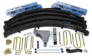 Steering And Suspension - Lift & Leveling Kits - BDS Suspension - BDS Suspension 10in Front/10in Rear Spring 305H