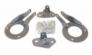 "BDS Suspension - BDS Suspension 2-3"" Dual Shock Mount Kit - Dodge 122301 - Image 1"