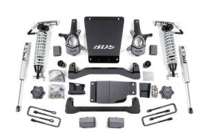 """Steering And Suspension - Lift & Leveling Kits - BDS Suspension - BDS 184F 4"""" Coil-Over Suspension System 