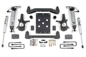 """Steering And Suspension - Lift & Leveling Kits - BDS Suspension - BDS 186F 4"""" Coil-Over Suspension System 