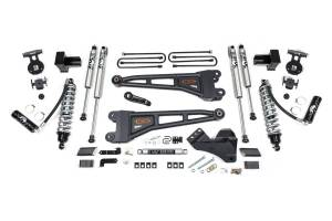 "Steering And Suspension - Lift & Leveling Kits - BDS Suspension - BDS 1520F 4"" Coil-Over Radius Arm Suspension System 