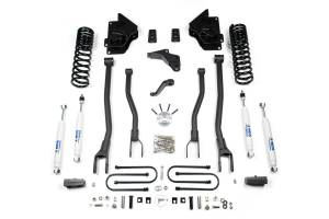 "Steering And Suspension - Lift & Leveling Kits - BDS Suspension - BDS 697H 4"" 4-Link Suspension System 