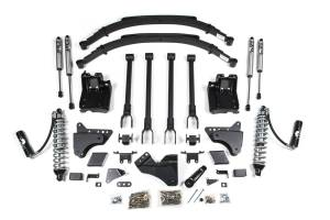 """Steering And Suspension - Lift & Leveling Kits - BDS Suspension - BDS 596F 6"""" Coil-Over 4-Link System 